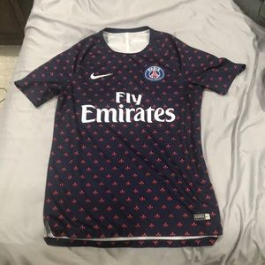 Nike 2018-2019 PSG Training Jersey (Medium)